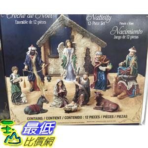 [104限時限量促銷] COSCO KS NATIVITY SET 科克蘭耶穌誕生組 _C979597