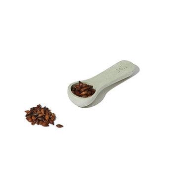 日本製 soil 珪藻土調濕 防潮湯匙/茶葉勺(小) 綠色 可重複使用 *夏日微風*