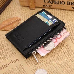 【瞎買天堂x多卡零錢】迷你多卡位零錢包 採用頭層牛皮 零錢 卡片 鈔票 一次搞定 皮夾 短夾【CBAA0108】