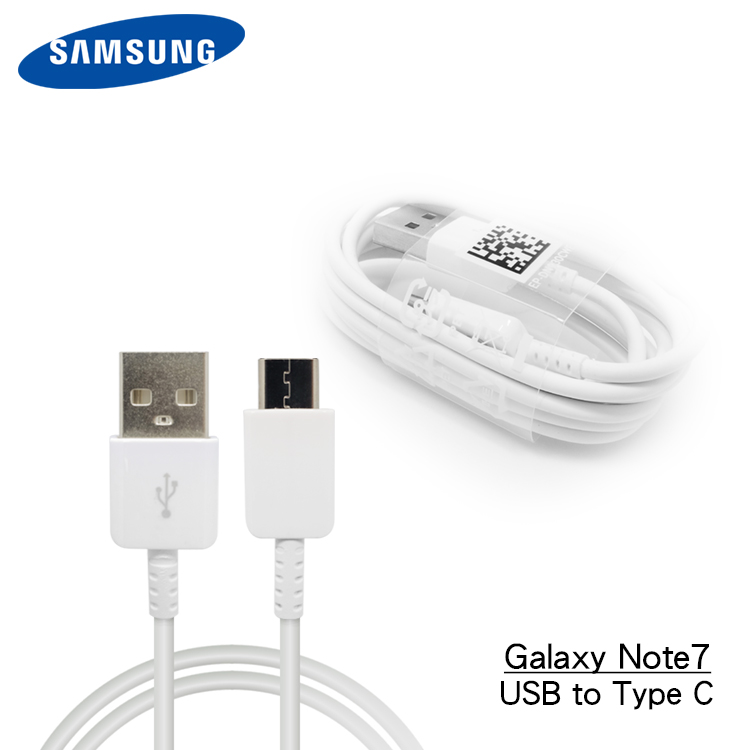 SAMSUNG GALAXY Note 7 USB To Type C 原廠傳輸線/充電傳輸線/手機充電線/ASUS ZenFone3 ZE552KL/ZE520KL/Deluxe ZS570KL/Ultra ZU680KL/HTC 10/ASUS ZenPad S Z580CA/華為 P9/P9 plus/Nokia N1/MIUI 小米手機5