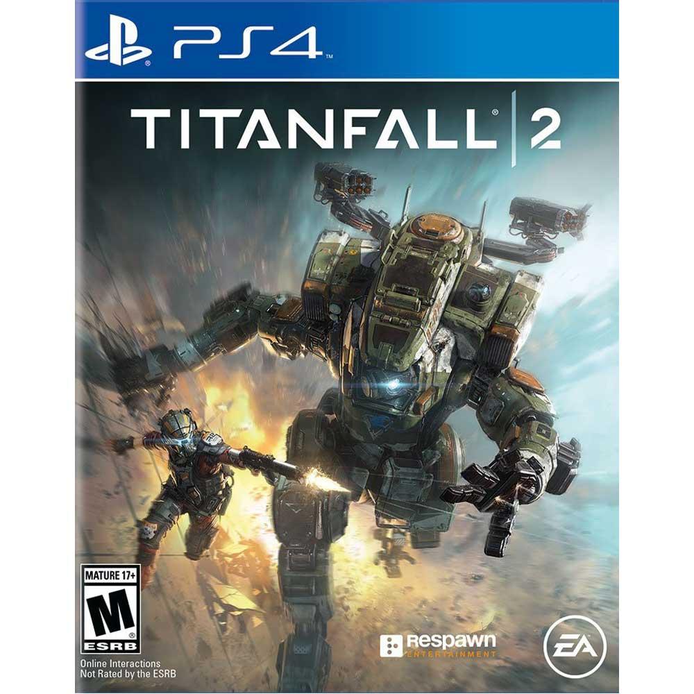 PS4 泰坦降臨 2 中英日文美版 TitanFall 2 神兵泰坦 2