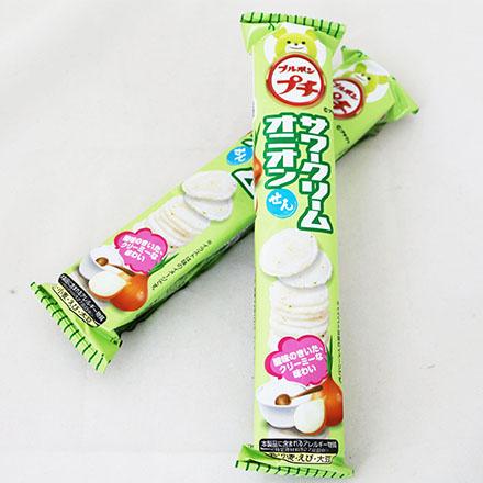 【敵富朗超巿】Bourbon北日本 長條奶油洋蔥洋芋片38g