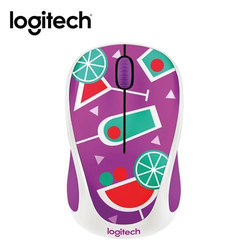 Logitech 羅技 M238  PARTY COLLECTION  無線滑鼠 -雞尾酒