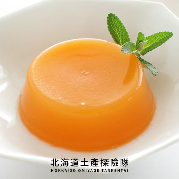 「日本直送美食」[HORI] 夕張哈密瓜果凍 4個 ~ 北海道土產探險隊~