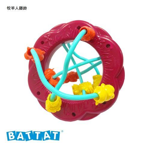 ★衛立兒生活館★美國【B.Toys】牧羊人藤鈴