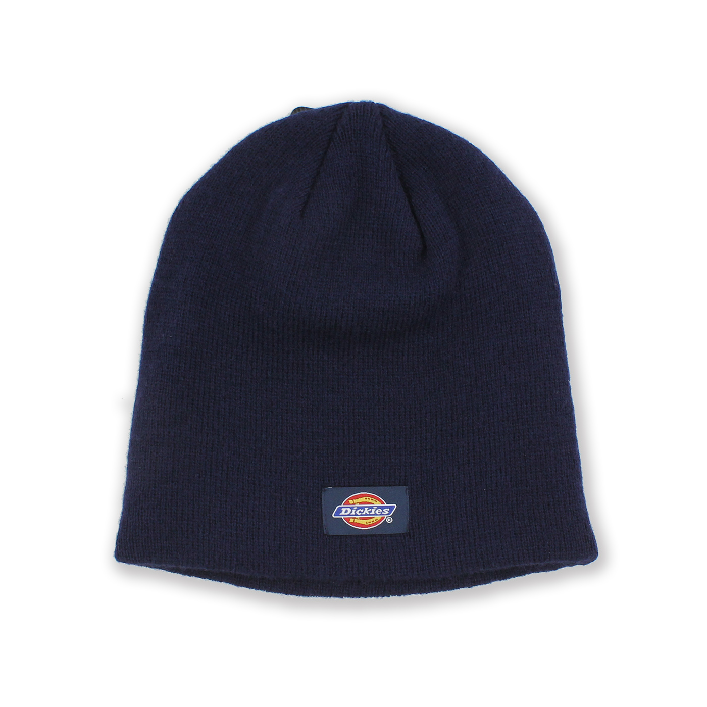 美國百分百【全新真品】Dickies 帽子 配件 針織帽 毛帽 素面 漁夫帽 街頭 滑板 潮牌 男 女 深藍 F993