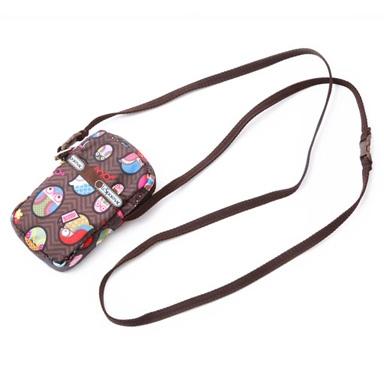 美國百分百【全新真品】Lesportsac 7994 d040 塗鴉手機袋 小物包 肩背小包 甜美可愛 禮物 超取
