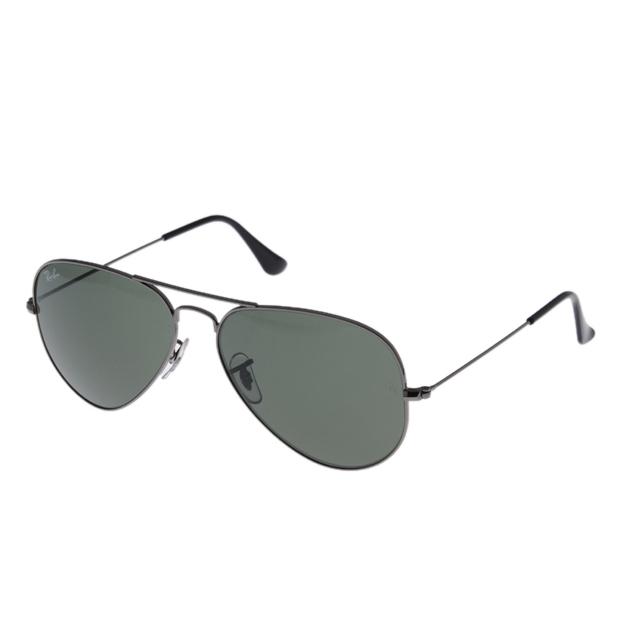 美國百分百【全新真品】雷朋 Rayban RB3025 太陽眼鏡 墨鏡 Aviator 飛行員 重機 騎士 W0879