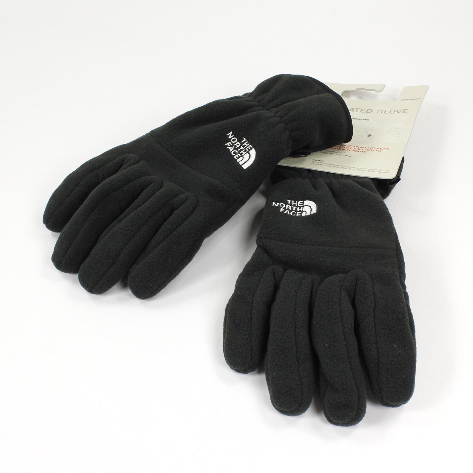美國百分百【The North Face 】手套 TNF 男 北臉 黑色 隔熱 保暖 滑雪 羊毛 S M L E380