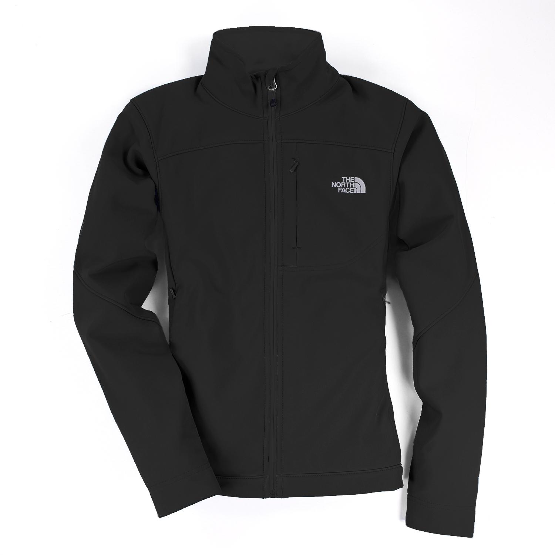 美國百分百【The North Face】女衣 保暖 登山 戶外 防風 外套 防水 軟殼 夾克 黑色 S號 E404