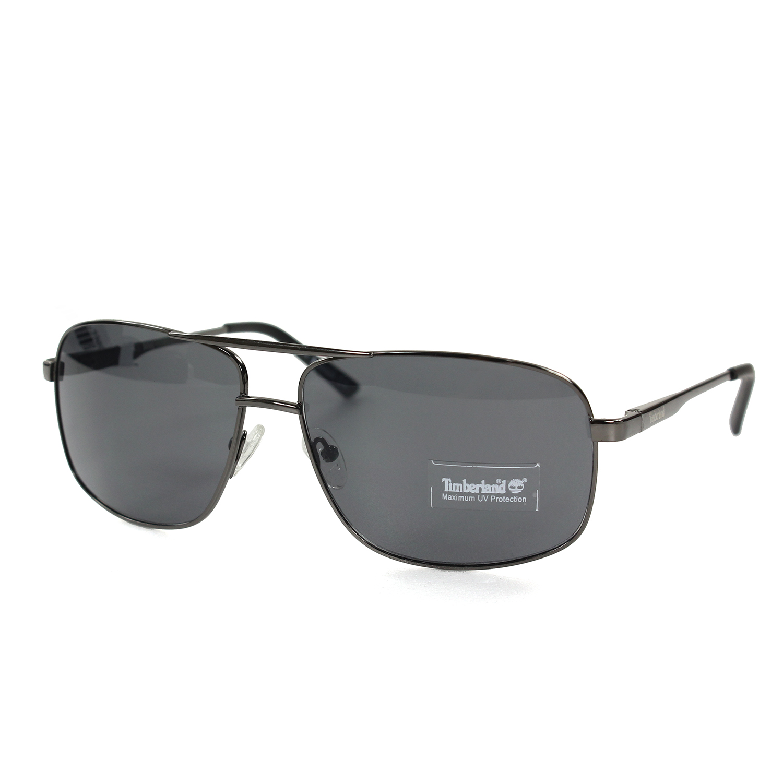 美國百分百【全新真品】Timberland 太陽眼鏡 墨鏡 配件 眼鏡 抗UV 騎士 銀灰 F069