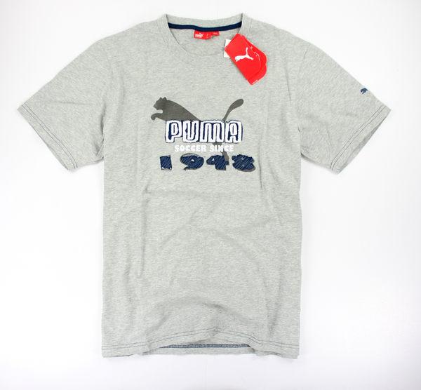 美國百分百【全新真品】puma 美洲豹 T恤 男款 運動 籃球 足球 休閒 T-shirt 美國純棉