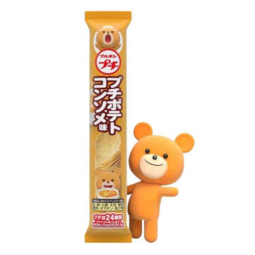 Bourbon北日本清湯味小薯片(45g)
