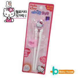 [ Baby House ] Hello Kitty 學習筷【愛兒房生活館】