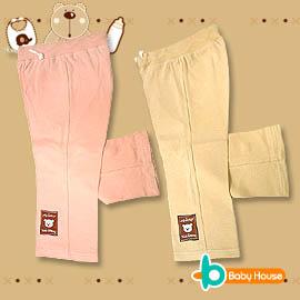 [ Baby House ] ◤純棉-台灣製◢ 幼兒純棉運動長褲【愛兒房生活館】