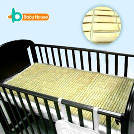 [Baby House] 健康嬰兒竹蓆透氣涼床墊【愛兒房生活館】