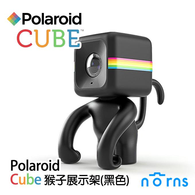 NORNS,【Polaroid Cube猴子展示架(黑色)】Cube 頑皮磁力架 配件 裝飾