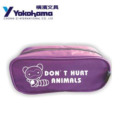 YOKOHAMA 日本橫濱  莫迪高部落橢圓筆袋YHP-5 / 個