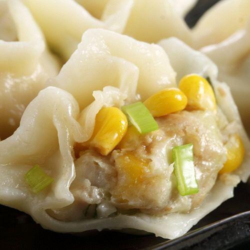 【上野物產】東北手工玉米水餃*10包