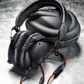 志達電子 M-100-U-Mblackm V-MODA crossfade M-100 M100 全罩蓋耳式隔音金屬耳機