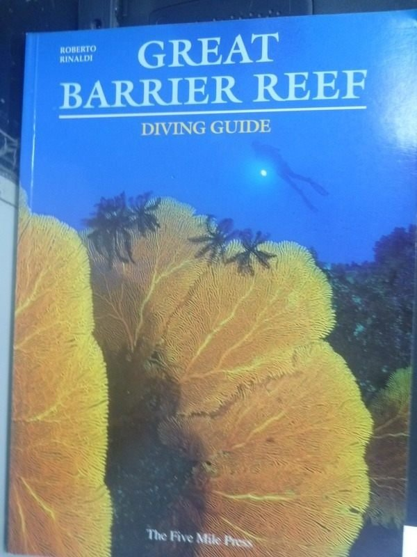 【書寶二手書T4/動植物_PLB】GREAT BARRIER REEF