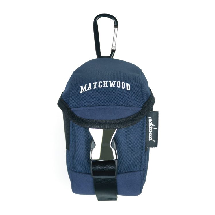 REMATCH - Matchwood Flash 手機腰包 海軍藍款 掛腰包 手機包 手機袋 附掛勾 Herschel / Supreme / HEADPORTER 可參考