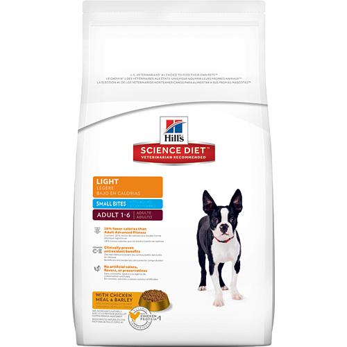 Hill's 希爾思 成犬 低卡 小顆粒 雞肉與麥配方 2KG/2公斤