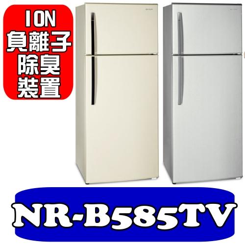 國際牌 579公升變頻雙門冰箱【NR-B585TV-N/NR-B585TV-HL】