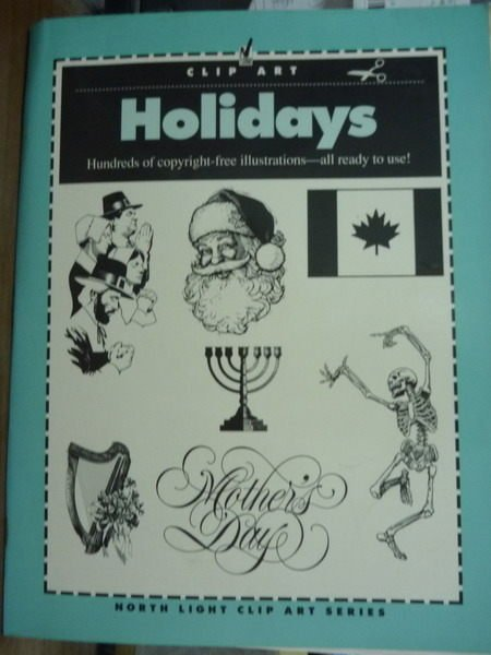 【書寶二手書T8/廣告_QBO】Holidays_Yale Richmond