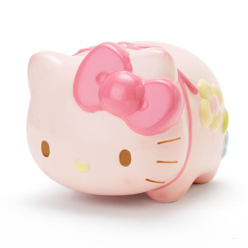 【真愛日本】16012100003造型存錢筒-KT15cm  三麗鷗家族 Hello Kitty 凱蒂貓    存金筒 存錢筒