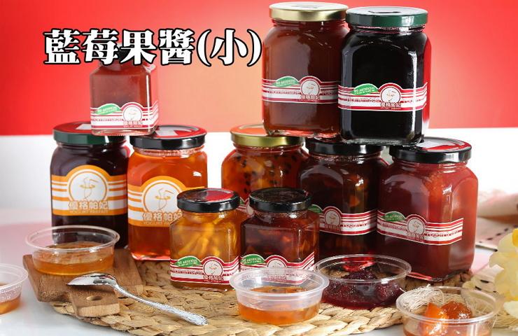 【優格帕妃】自家製果醬藍莓(小)