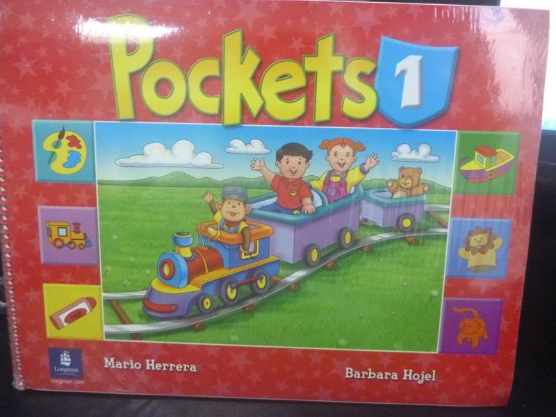 【書寶二手書T5/語言學習_ZBT】Pockets1_Barbara Hojel, Mario Herrera