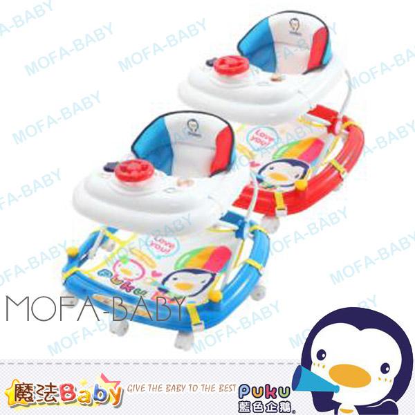 魔法Baby~【PUKU品牌】遊戲盤學步車(藍.紅)~嬰幼兒用品~遊戲車用具~p30211