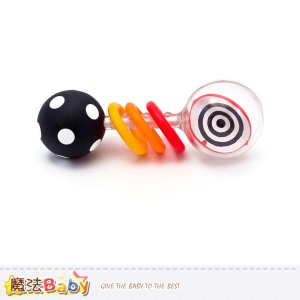 玩具~亮面啞鈴手搖鈴~兒童玩具~魔法Baby~a8130