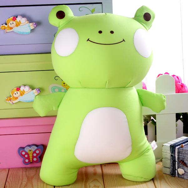 ★ 魔法Baby ★超卡哇伊立體動物造型抱枕(顆粒)☆c0023