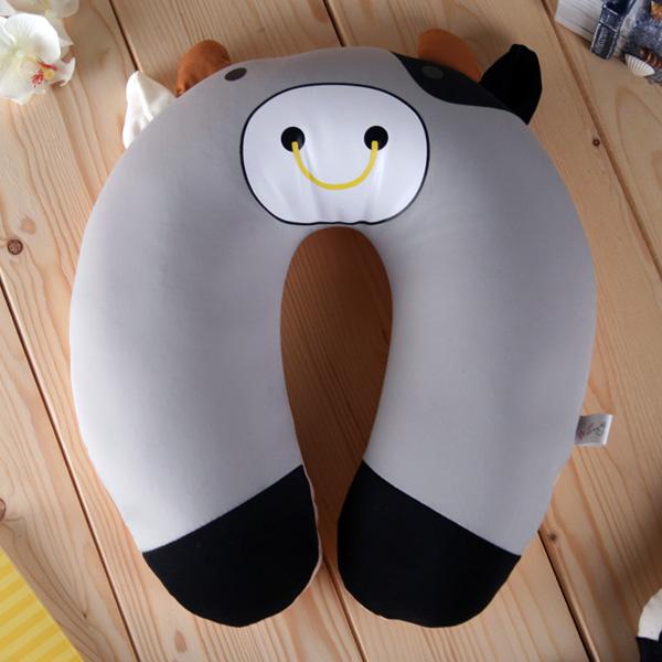 ★ 魔法Baby ★可愛卡通立體造型健康護頸枕/午睡枕(成人兒童皆適用)~c0029