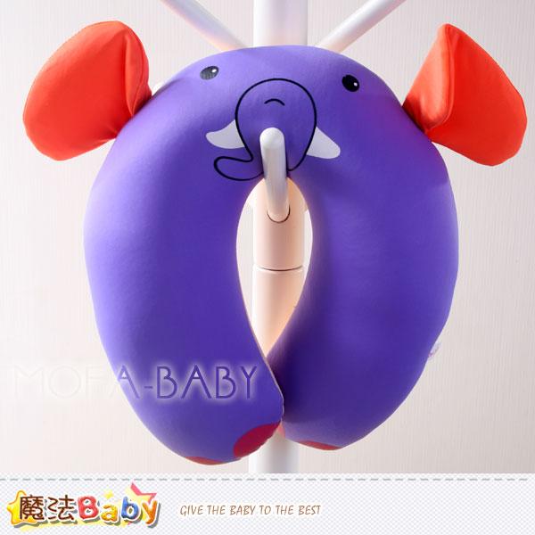魔法Baby~可愛卡通立體造型流動微粒健康舒活頸枕/午睡枕(成人兒童皆適用)~c0072