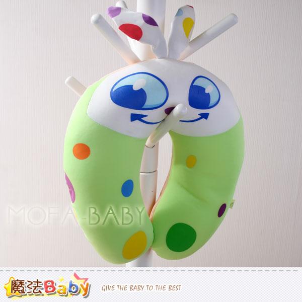 魔法Baby~可愛卡通立體造型流動微粒健康舒活頸枕/午睡枕(成人兒童皆適用)~c0073