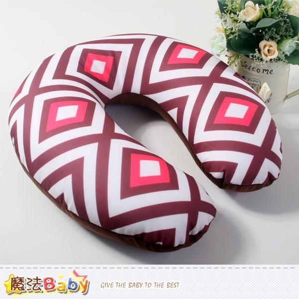 頸枕 U型微顆粒健康舒壓護頸枕 魔法Baby~c0087