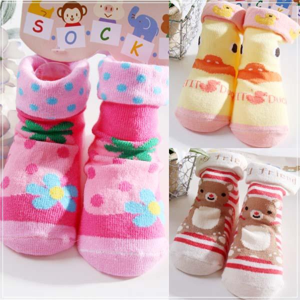 魔法Baby~可愛立體造型襪(c.d.h)~嬰幼兒用品~時尚設計~k01450~c
