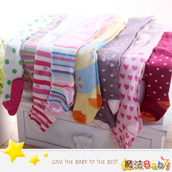 魔法Baby~女童針織褲襪(挑尺寸不挑款、圖款眾多)~生活雜貨~時尚設計~k02105