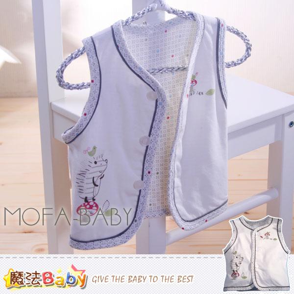 魔法Baby~百貨專櫃正品~愜意森林刺蝟背心外套~LOU&DIER品牌系列~嬰幼兒~男女童裝~k27006