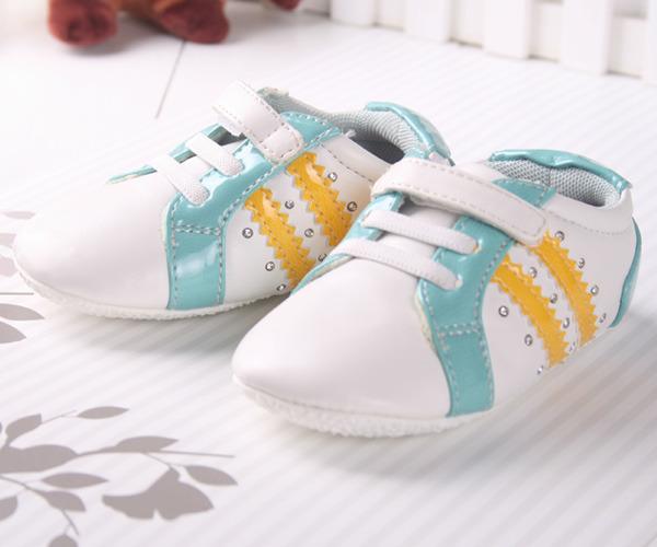 ★ 魔法Baby ★【KUKI 酷奇時尚運動風寶寶鞋/運動鞋☆男童鞋☆s1302】時尚設計童鞋