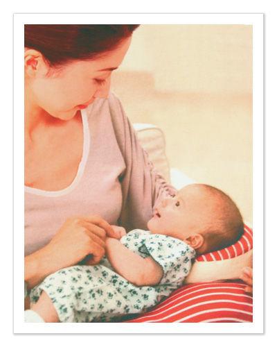 ★ 魔法Baby ★【Baby Zone 寶貝特區分離式多功能媽咪寶貝舒活哺乳枕(粉條紋)☆哺育用品☆b70349】