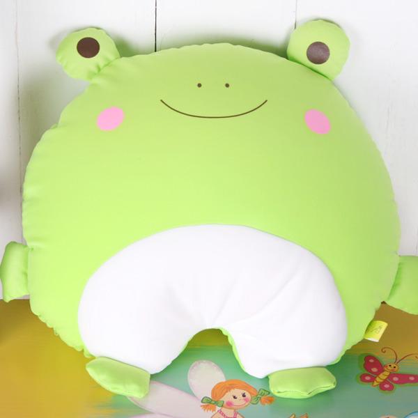 ★ 魔法Baby ★【超卡哇伊綠青蛙舒適午安枕/靠枕/抱枕☆k03645】