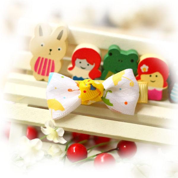 ★魔法Baby★【KUKI 酷奇】Q到爆小女生大蝴蝶結髮夾(2入)k05588-32 時尚設計髮飾