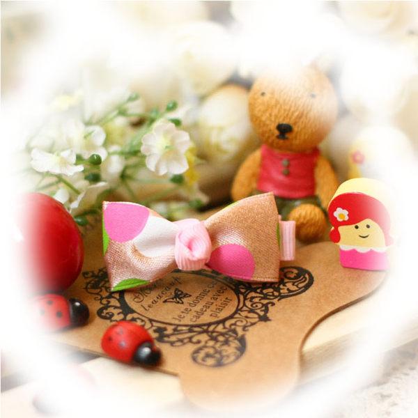 ★魔法Baby★【KUKI 酷奇】Q到爆小女生大蝴蝶結髮夾(2入)k05588-37 時尚設計髮飾