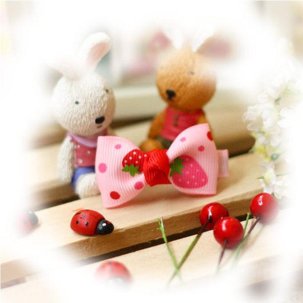 ★魔法Baby★【KUKI 酷奇】Q到爆小女生大蝴蝶結髮夾(2入)k05588-39 時尚設計髮飾