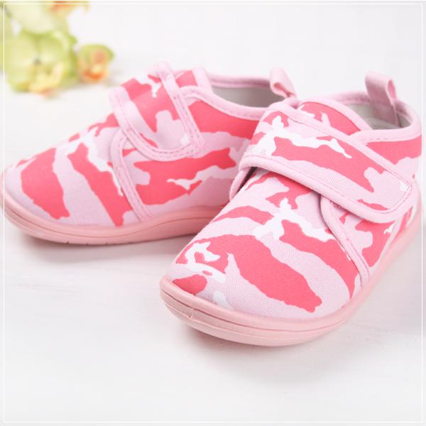 ★ 魔法Baby ★KUKI 酷奇時尚帥氣迷彩童鞋☆女童鞋☆s4181