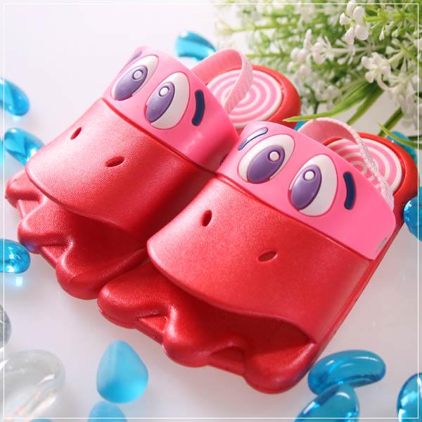 魔法Baby ~KUKI 酷奇可愛青蛙造型俏皮系童鞋~女童鞋~時尚設計童鞋~s5850